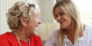 Post menopausal women are valued for their life experience and wisdom.