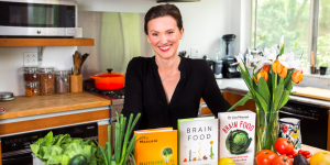 Dr Lisa Mosconi advocates a neuro-protective diet for brain healh
