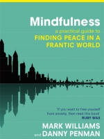 I've been trying to control stress through mindfulness, my friend Breffnie got me into this book.